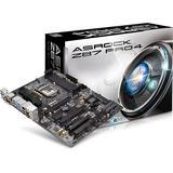 ASROCK Motherboard Socket LGA1150 [Z87 Pro4] - Motherboard Intel Socket LGA1150